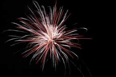 bang blast celebration color